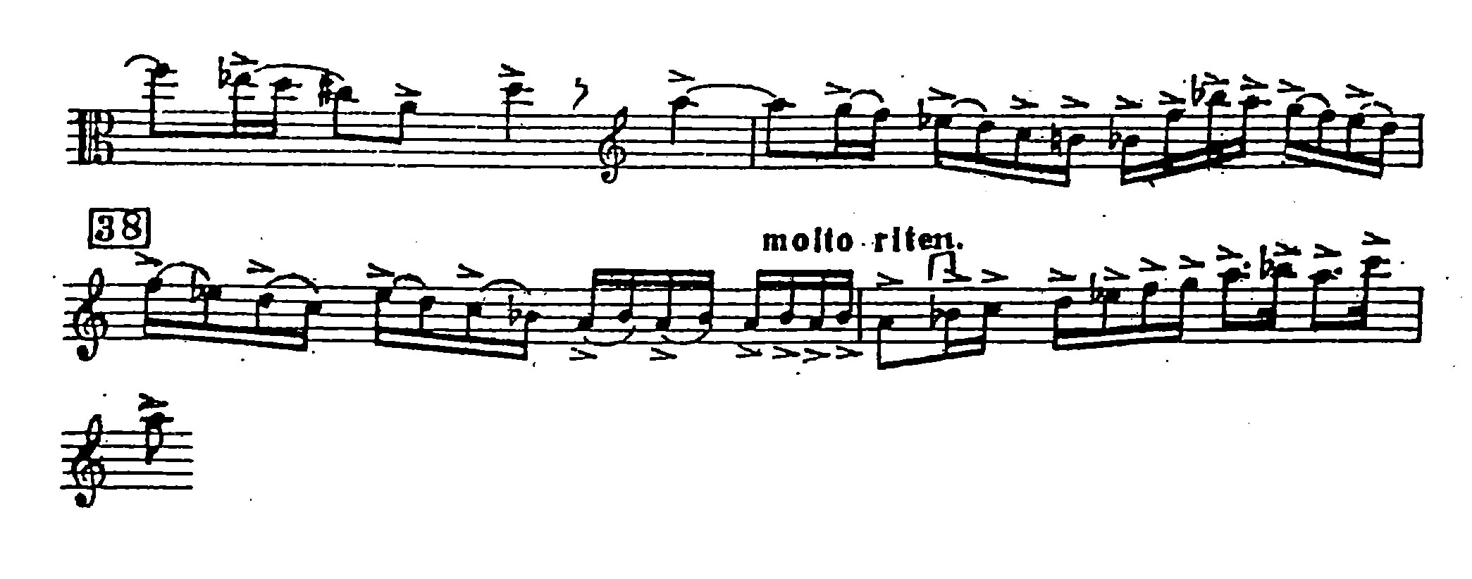 Viola Shostakovich Symphony 5 Orchestraal Excerpt3