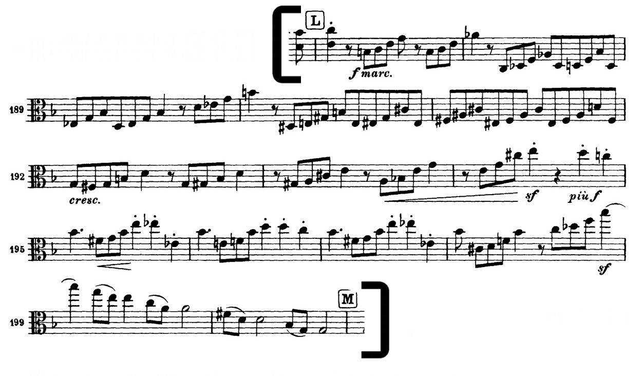 Brahms 3 excerpt