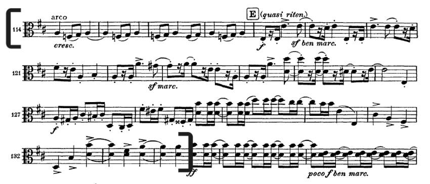 Brahms 2mvt 1-2