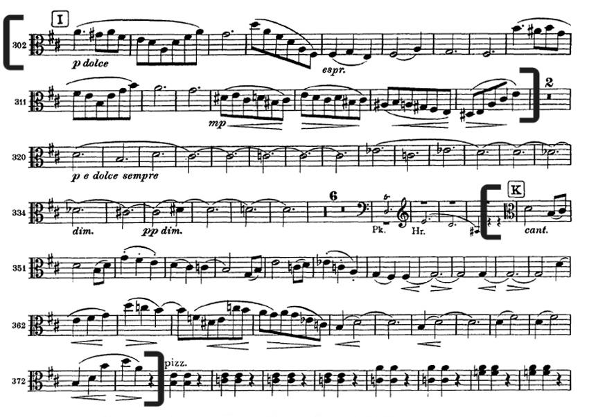 Brahms 2mvt 1-4