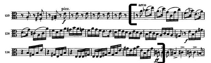 Brahms 4 mvt 3, 125-139